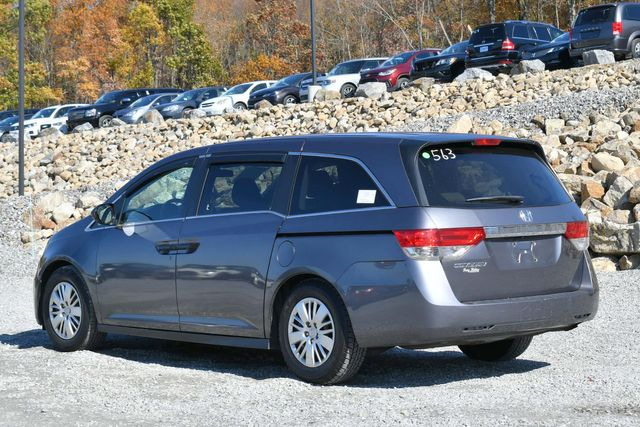 2015 Honda Odyssey LX Naugatuck, Connecticut 2