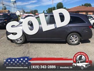 2015 Honda Odyssey EX in Mansfield, OH 44903