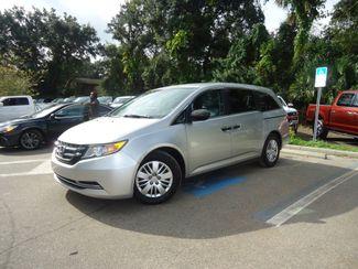 2015 Honda Odyssey LX LEATHER SEFFNER, Florida