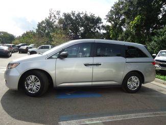 2015 Honda Odyssey LX LEATHER SEFFNER, Florida 4