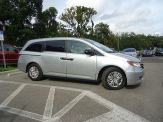 2015 Honda Odyssey LX LEATHER SEFFNER, Florida 7