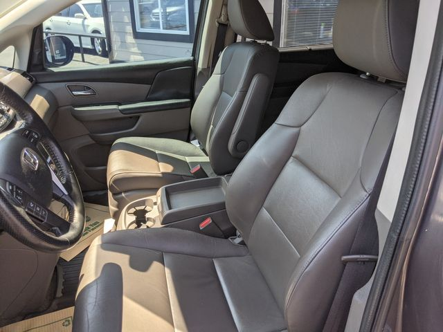 2015 Honda Odyssey Touring Elite in Tacoma, WA 98409