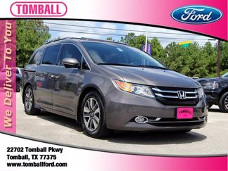 2015 Honda Odyssey in Tomball, TX 77375