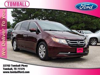2015 Honda Odyssey EX-L in Tomball, TX 77375
