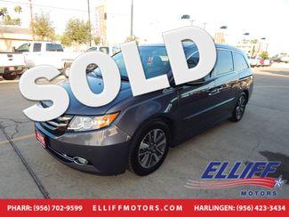 2015 Honda Odyssey Touring in Harlingen, TX 78550