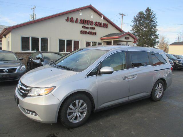 2015 Honda Odyssey EX in Troy, NY 12182