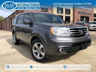 2015 Honda Pilot EX-L NAV-Sunroof-1 Owner in Carrollton, TX 75006