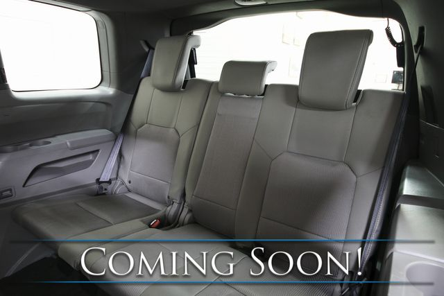 2015 Honda Pilot EX 4WD 8-Passenger SUV w/3rd Row Seats, Backup Cam, Power Seat, Bluetooth Audio & Tow Pkg in Eau Claire, Wisconsin 54703