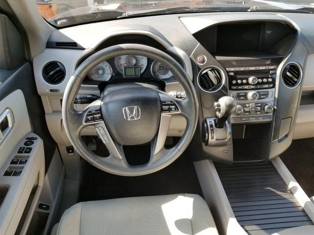 2015 Honda Pilot LX Los Angeles, CA 9