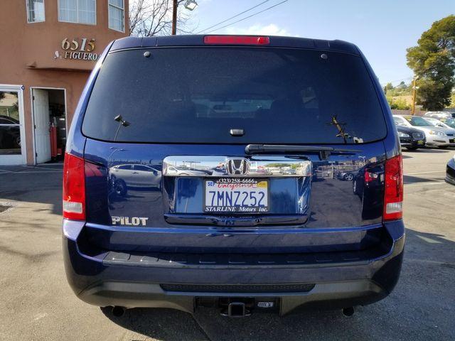 2015 Honda Pilot LX Los Angeles, CA 6