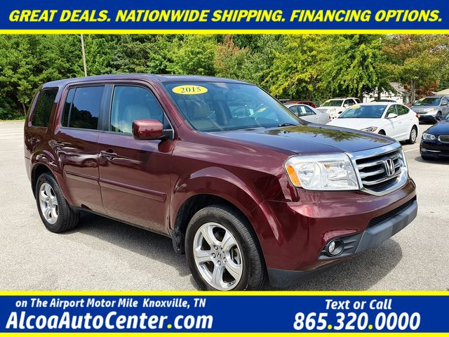 "2015 Honda Pilot EX-L Leather /Sunroof/ Heated Seats/18"" Alloys"
