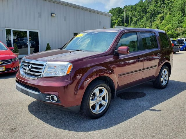 "2015 Honda Pilot EX-L Leather /Sunroof/ Heated Seats/18"" Alloys in Louisville, TN 37777"