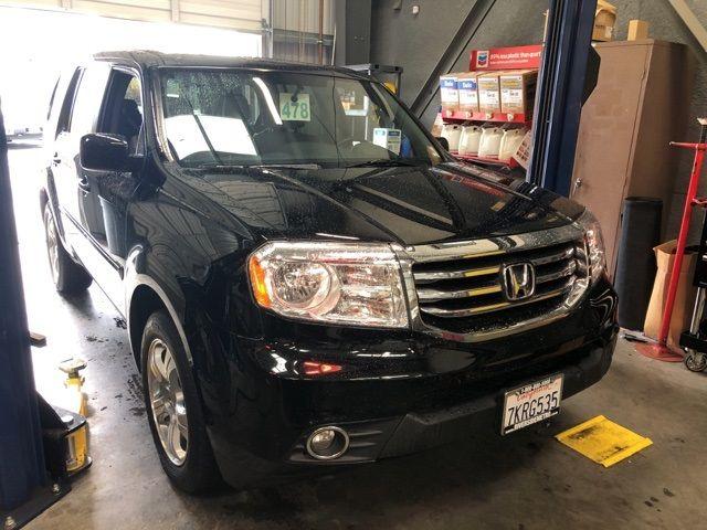 2015 Honda Pilot EX   San Luis Obispo, CA   Auto Park Sales & Service in San Luis Obispo CA