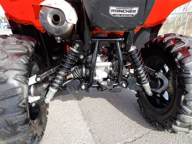 2015 Honda Rancher Madison, NC 32