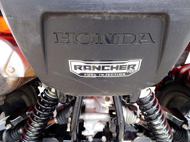 2015 Honda Rancher Madison, NC 34