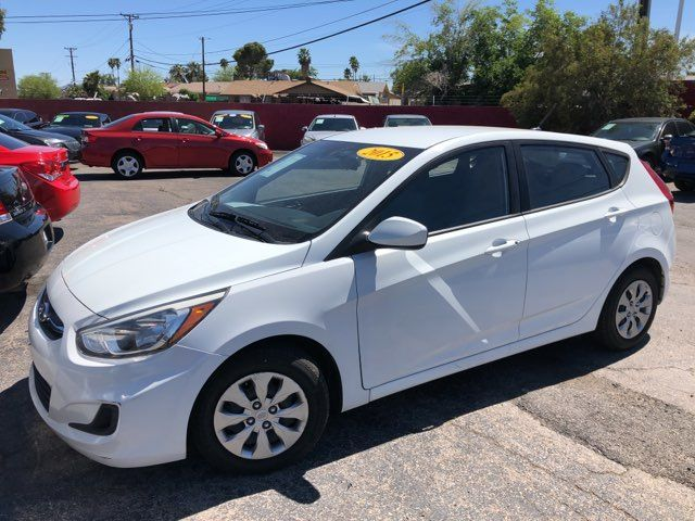 2015 Hyundai Accent 5-Door GS CAR PROS AUTO CENTER (702) 405-9905 Las Vegas, Nevada 5