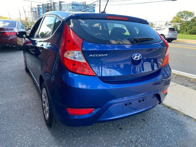 2015 Hyundai Accent 5-Door GS New Brunswick, New Jersey 4