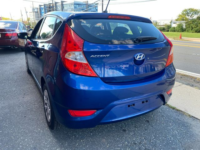 2015 Hyundai Accent 5-Door GS New Brunswick, New Jersey 8