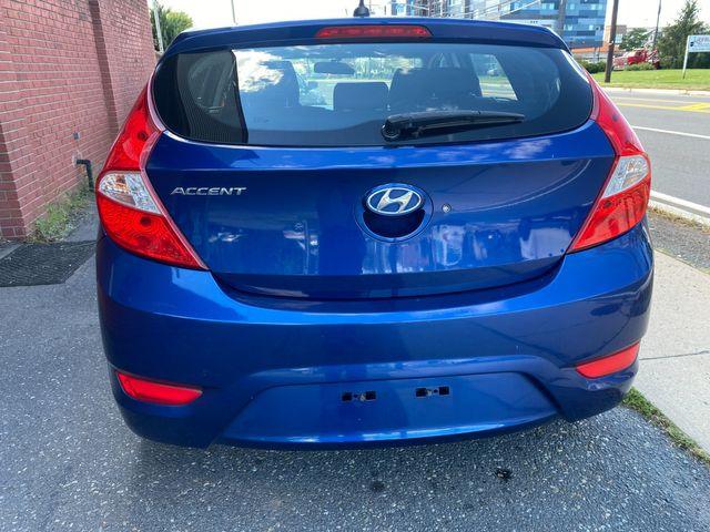 2015 Hyundai Accent 5-Door GS New Brunswick, New Jersey 5