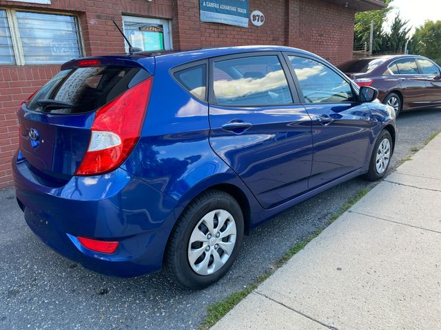 2015 Hyundai Accent 5-Door GS New Brunswick, New Jersey 7