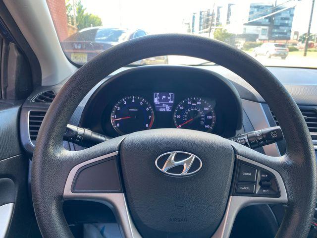 2015 Hyundai Accent 5-Door GS New Brunswick, New Jersey 13