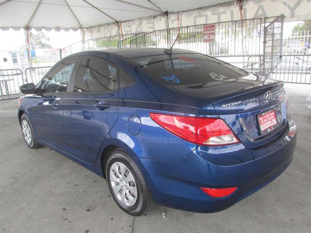 2015 Hyundai Accent GLS Gardena, California 1