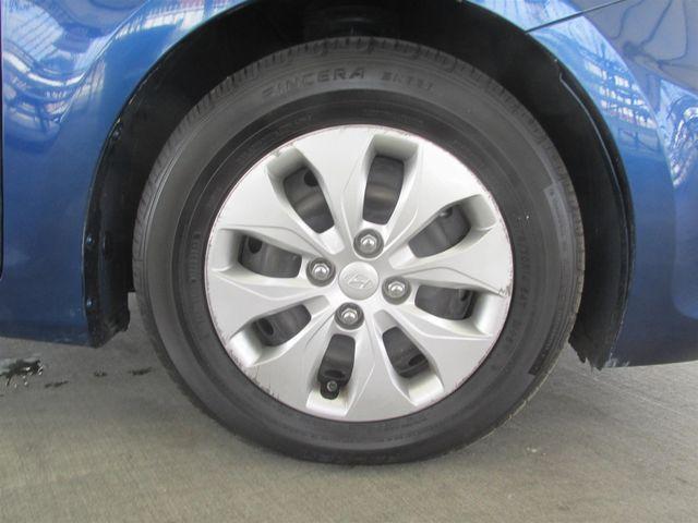 2015 Hyundai Accent GLS Gardena, California 14