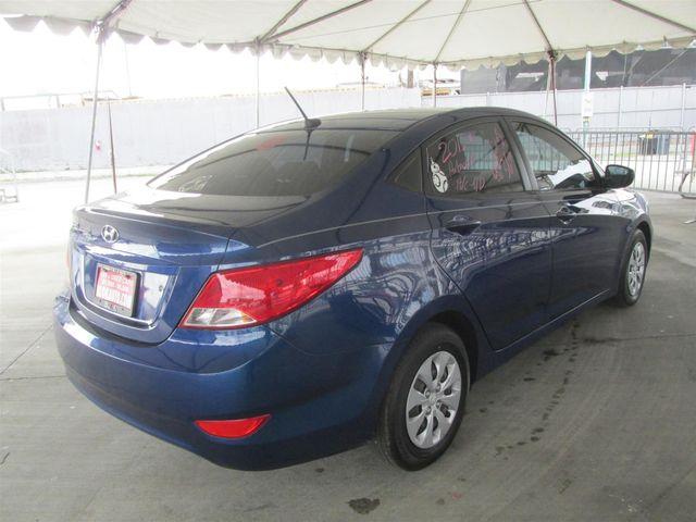 2015 Hyundai Accent GLS Gardena, California 2