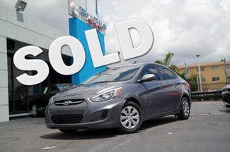 2015 Hyundai Accent GLS Hialeah, Florida