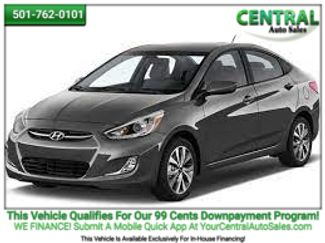 2015 Hyundai Accent GLS | Hot Springs, AR | Central Auto Sales in Hot Springs AR