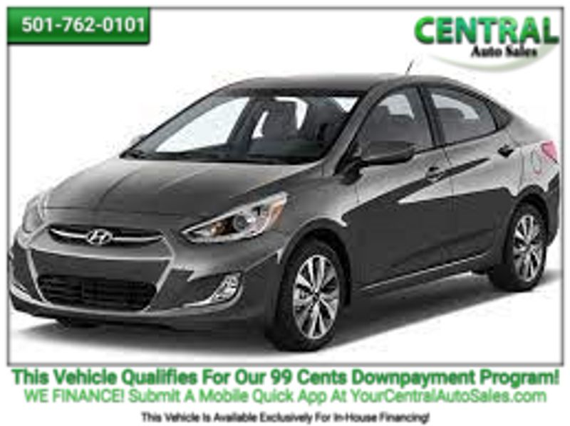 2015 Hyundai Accent GLS   Hot Springs, AR   Central Auto Sales in Hot Springs AR