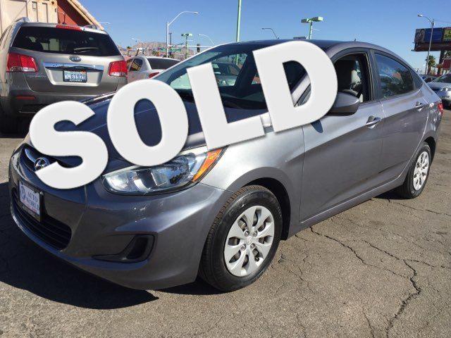 2015 Hyundai Accent GLS AUTOWORLD (702) 452-8488 Las Vegas, Nevada