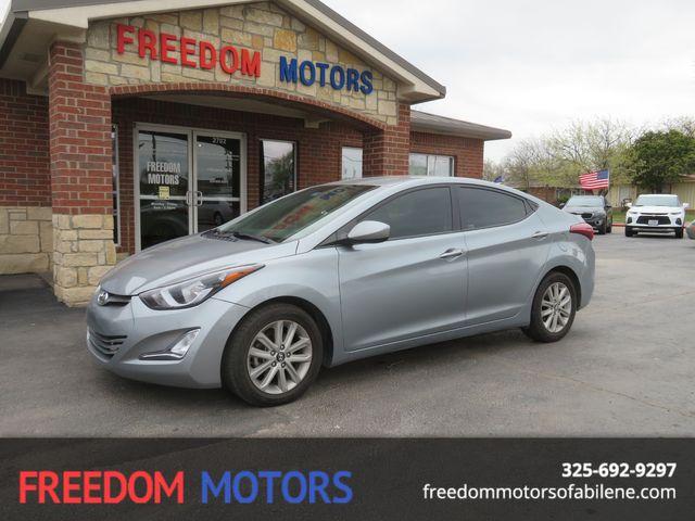 2015 Hyundai Elantra SE in Abilene,Tx, Texas 79605