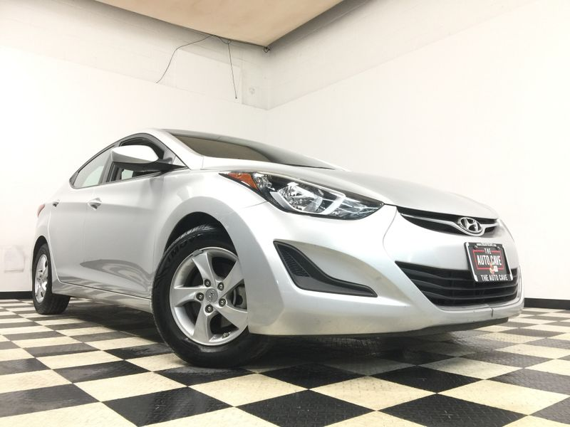 2015 Hyundai Elantra *Drive TODAY & Make PAYMENTS* | The Auto Cave in Addison