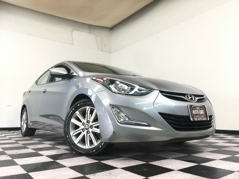 2015 Hyundai Elantra *Affordable Financing* | The Auto Cave in Addison