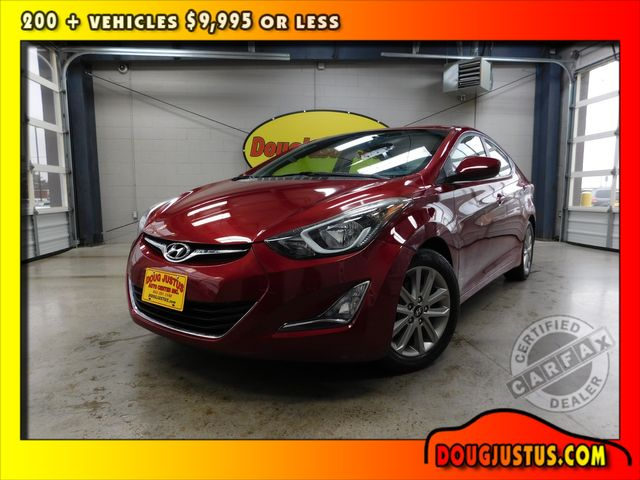 2015 Hyundai Elantra SE in Airport Motor Mile ( Metro Knoxville ), TN 37777