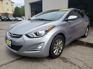 2015 Hyundai Elantra SE | Champaign, Illinois | The Auto Mall of Champaign in Champaign Illinois