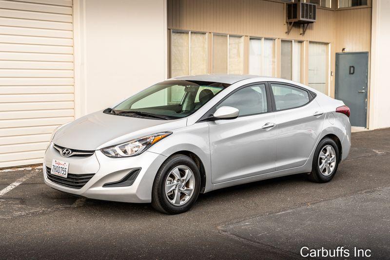 2015 Hyundai Elantra SE | Concord, CA | Carbuffs