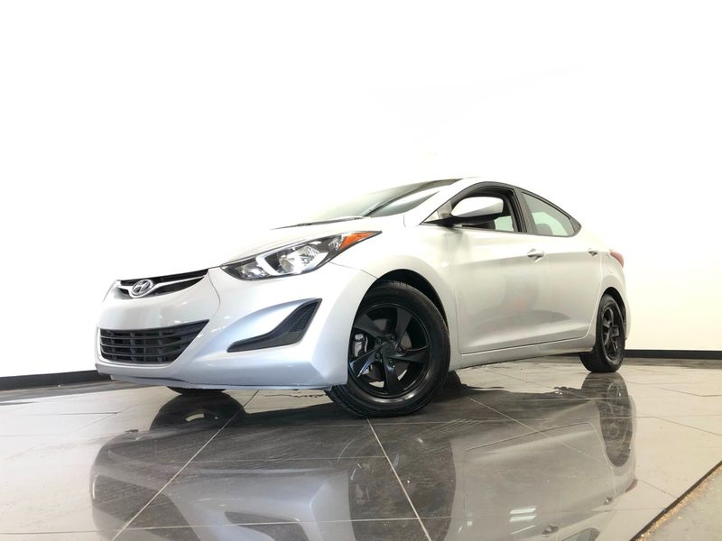 2015 Hyundai Elantra *Get APPROVED In Minutes!* | The Auto Cave in Dallas