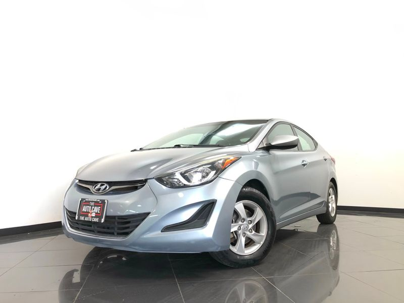 2015 Hyundai Elantra *Approved Monthly Payments*   The Auto Cave in Dallas