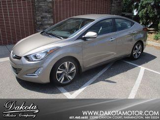 2015 Hyundai Elantra Limited Farmington, MN