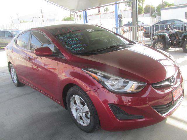 2015 Hyundai Elantra SE Gardena, California 3