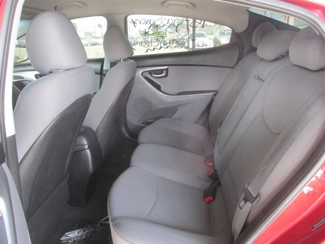 2015 Hyundai Elantra SE Gardena, California 10