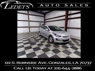 2015 Hyundai Elantra SE - Ledet's Auto Sales Gonzales_state_zip in Gonzales