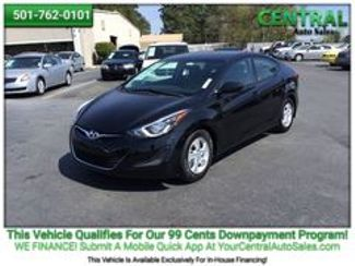 2015 Hyundai Elantra in Hot Springs AR