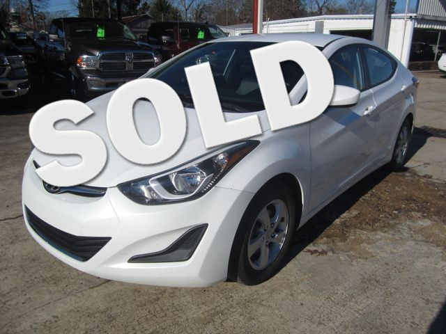 2015 Hyundai Elantra SE Houston, Mississippi