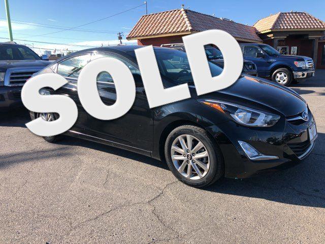 2015 Hyundai Elantra SE CAR PROS AUTO CENTER (702) 405-9905 Las Vegas, Nevada