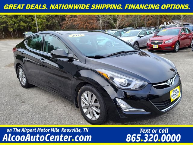 "2015 Hyundai Elantra SE w/Rear View Cam/ Sunroof /16"" Alloys"