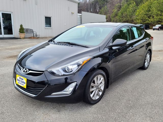 "2015 Hyundai Elantra SE w/Rear View Cam/ Sunroof /16"" Alloys in Louisville, TN 37777"
