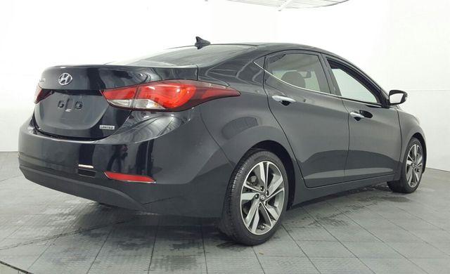 2015 Hyundai Elantra Limited in McKinney, Texas 75070